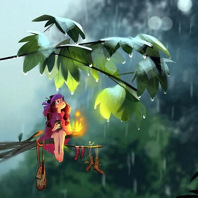 Taraneh karimi rain