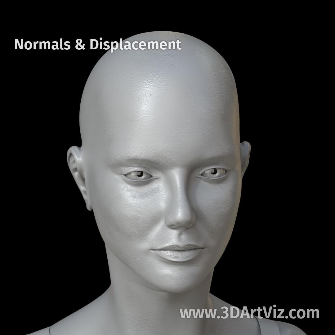 Normals & Displacement