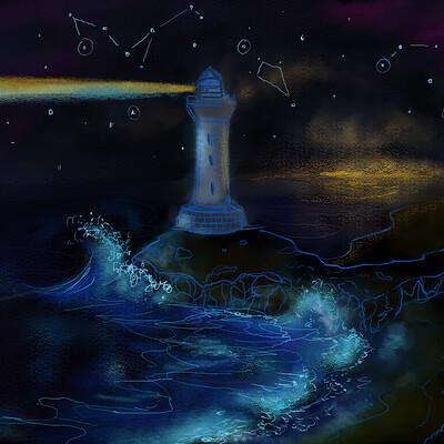 Chelsea burcksen lighthouse