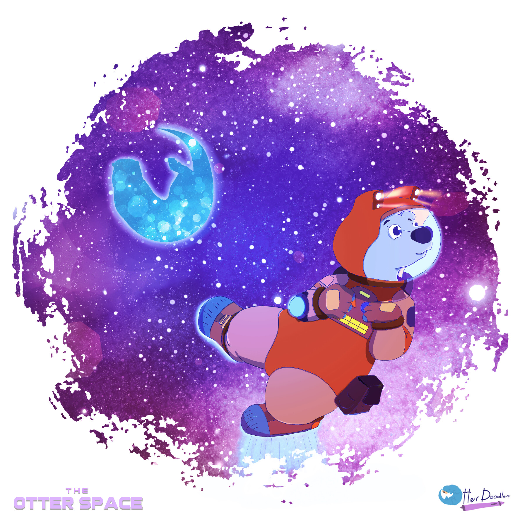 The Otter Space Teaser Poster