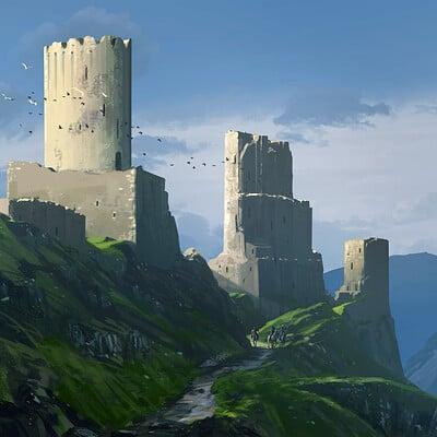 Raphael lacoste conf ack env castle gate blu rlacoste