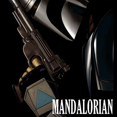 Donny d tran mandalorian 72