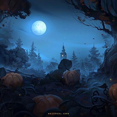 Nele diel halloween 2020