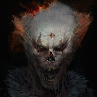 Antonio j manzanedo evil clown manzanedo