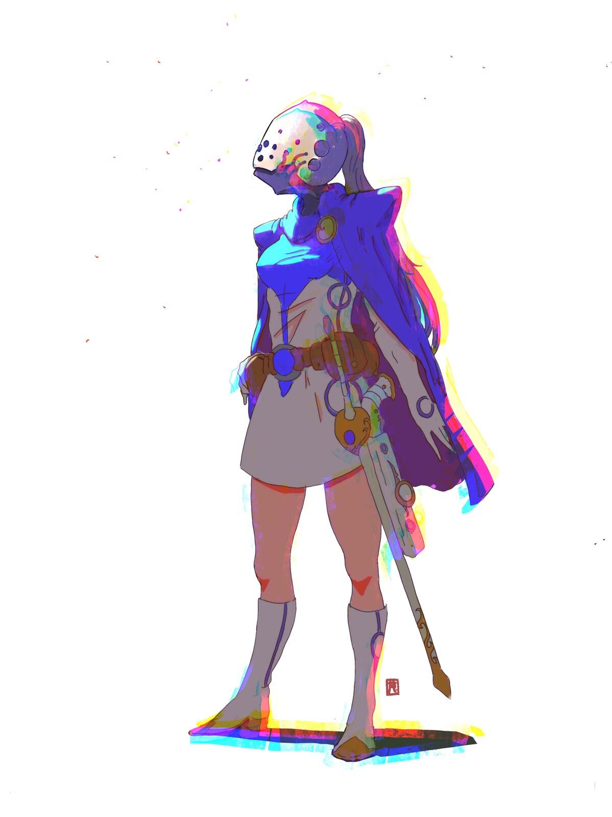 Space Princess//01//
