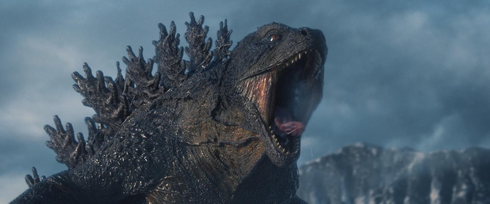 Godzilla - Kong vs Godzilla Parody Short (KvG)