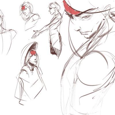 Victor baeza sketch 3
