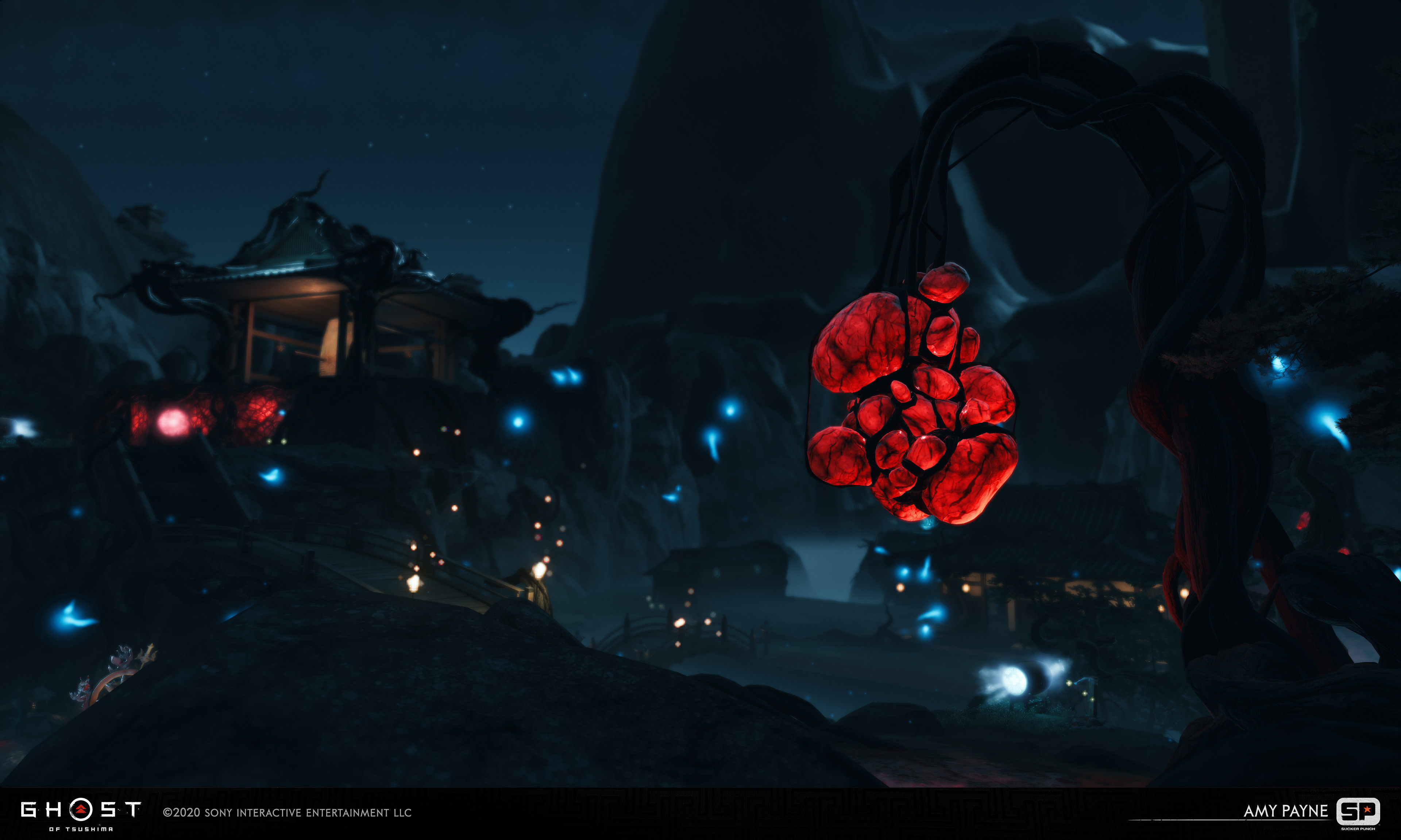 Responsible for the burst respawner. Gnat Magone and Phillip Jenné were the location artists on this area.