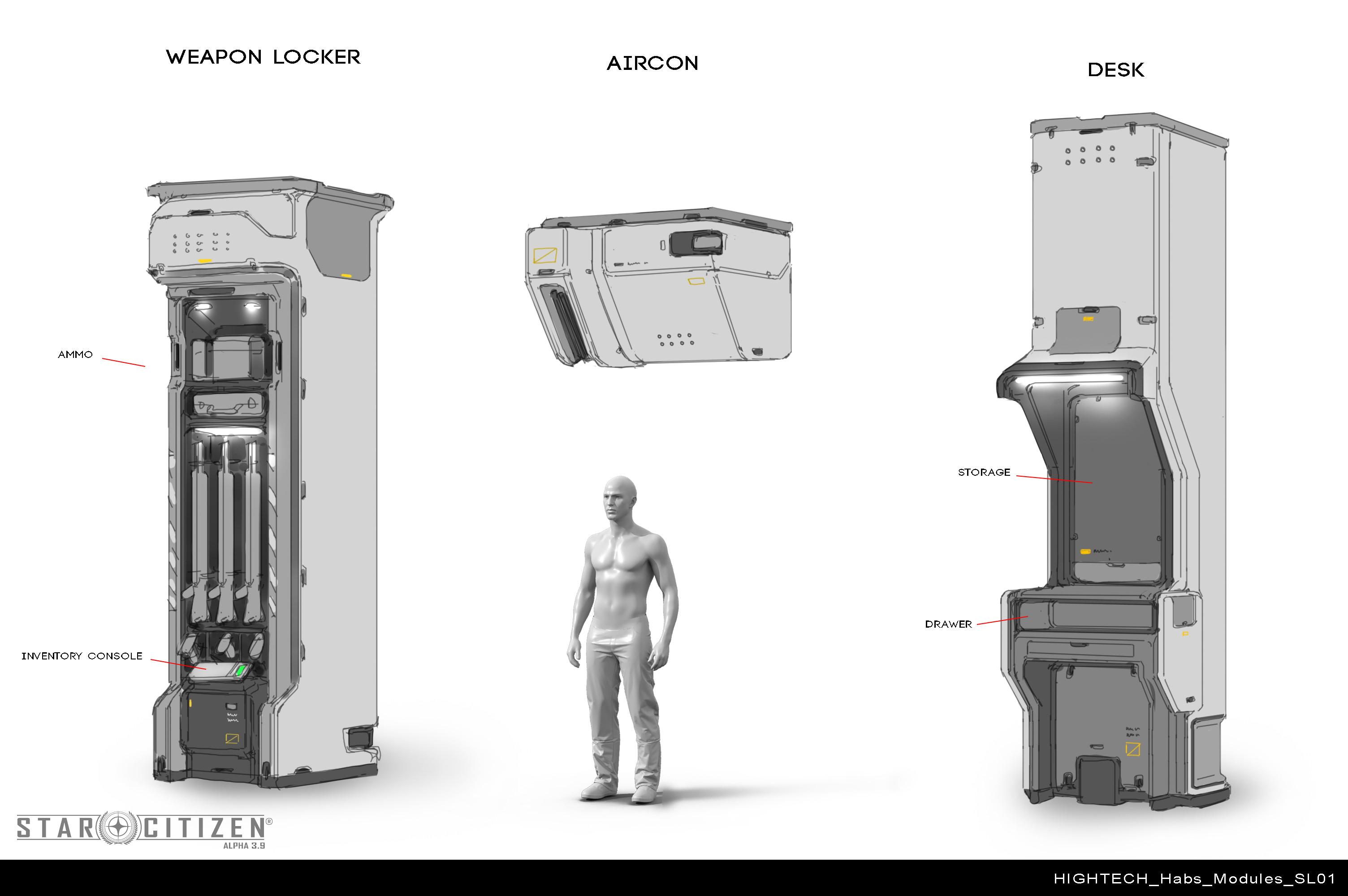 habitation module 4