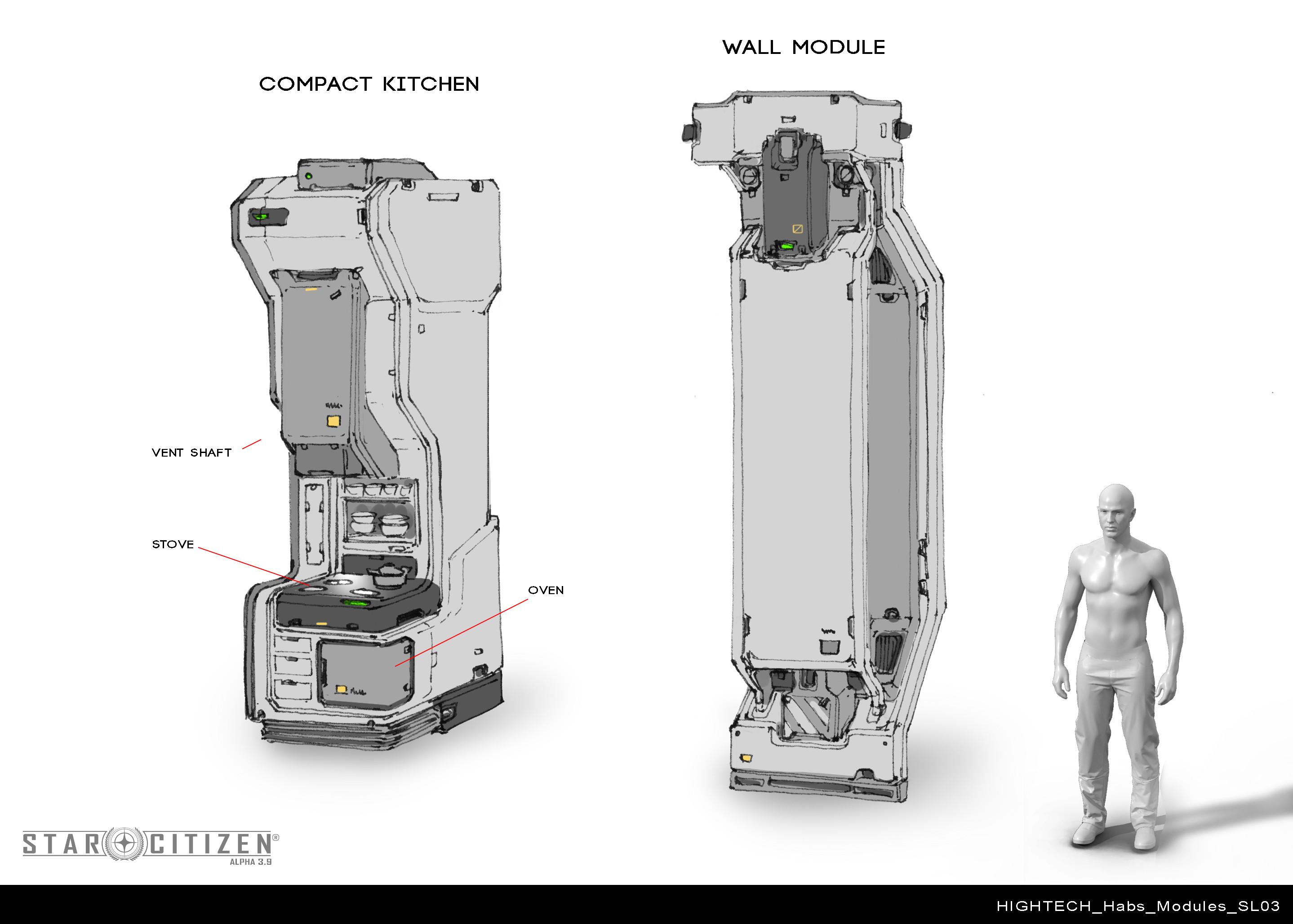 habitation module 3