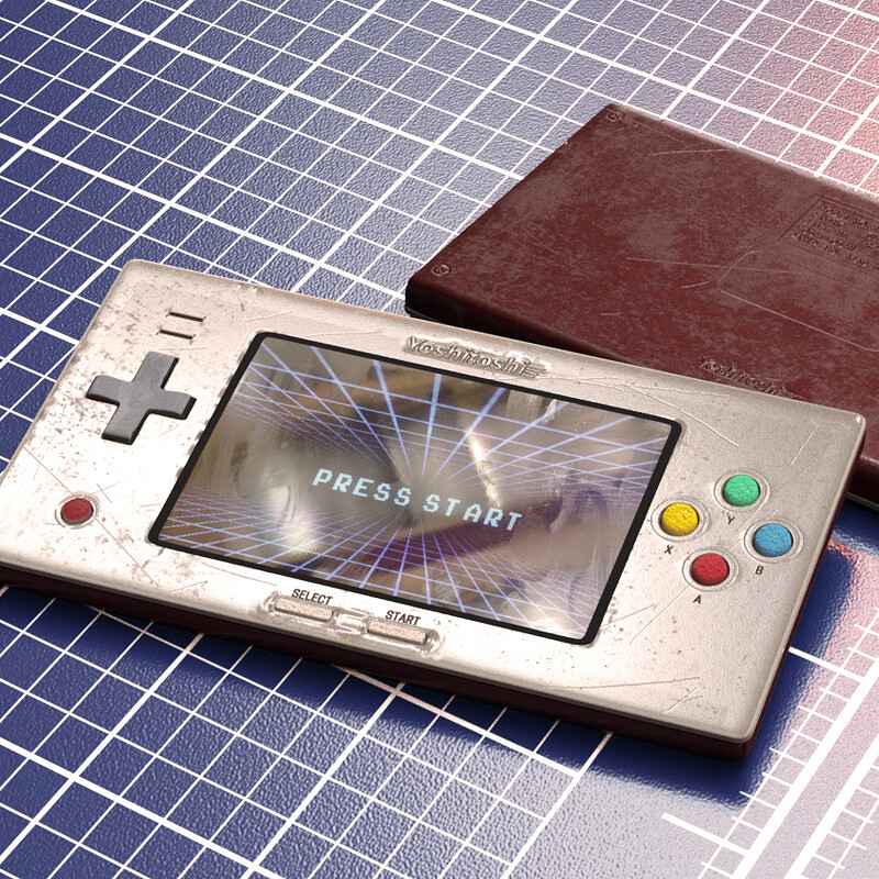 Pocket Console