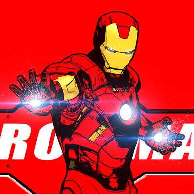 Film bionicx i am iron man 3