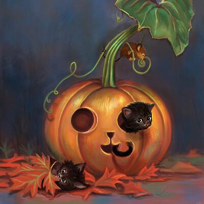 Okan bulbul halloween okan bulbul