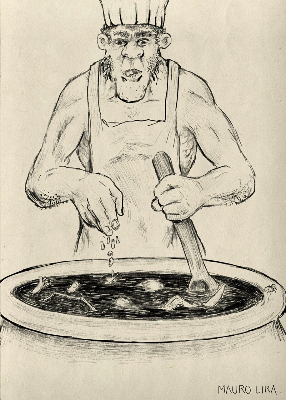 Day 23 Chef
