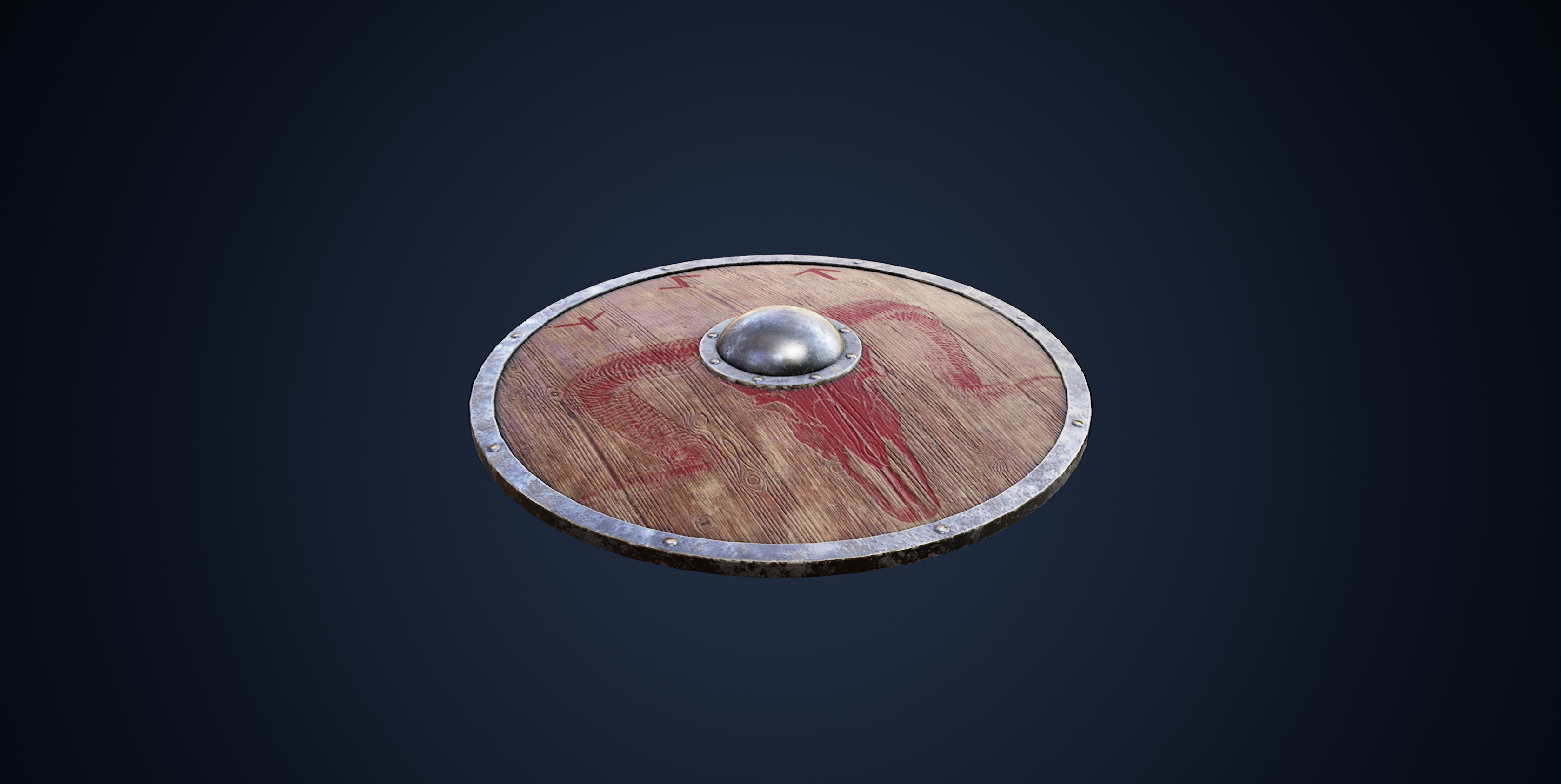Shield (Angled view)