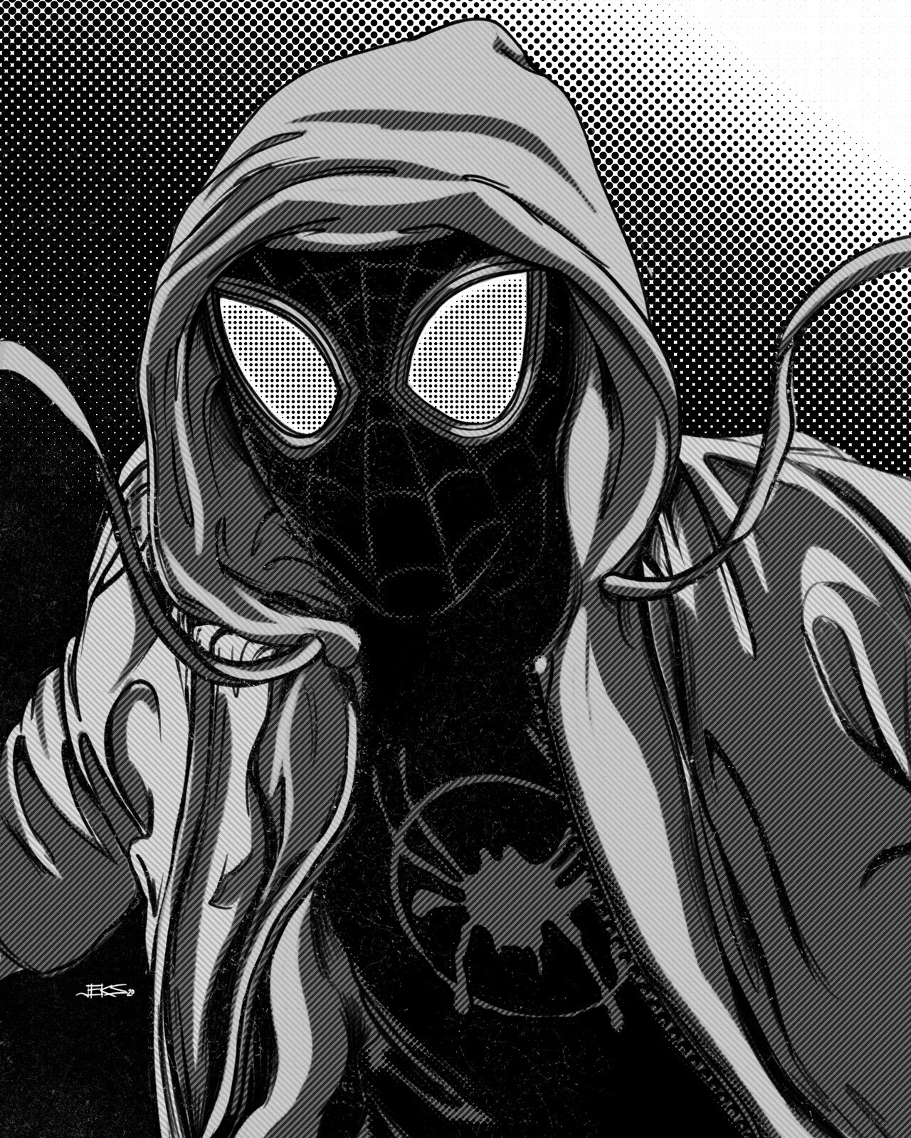 6 - Miles Morales of Marvel Comics