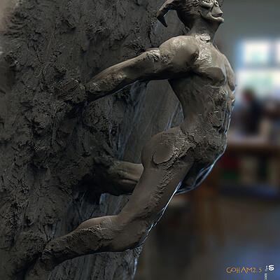 Surajit sen goham2 5 digital sculpture surajitsen nov2020a1 l