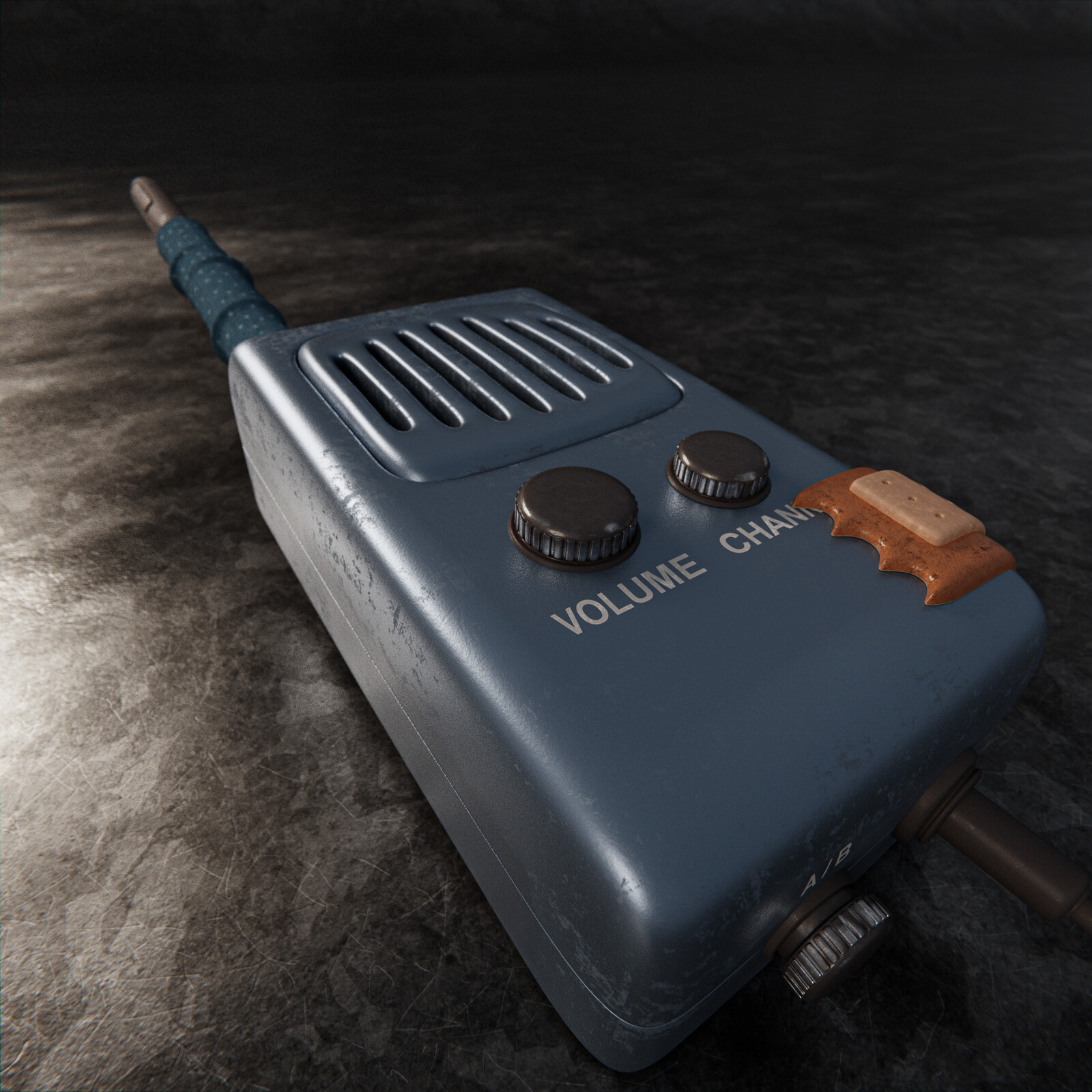 Space Cadet Device -Aendom Contest