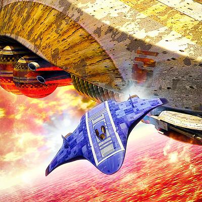 Luca oleastri solar war