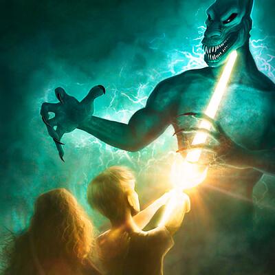 Book Covers for 'Skygger i mørket' Trilogy