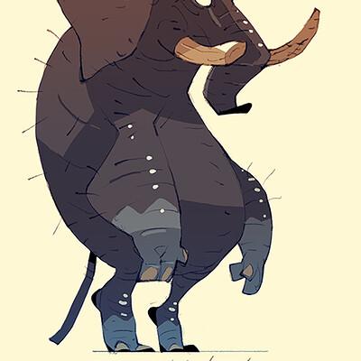 Satoshi matsuura 2020 11 02 elephant man s