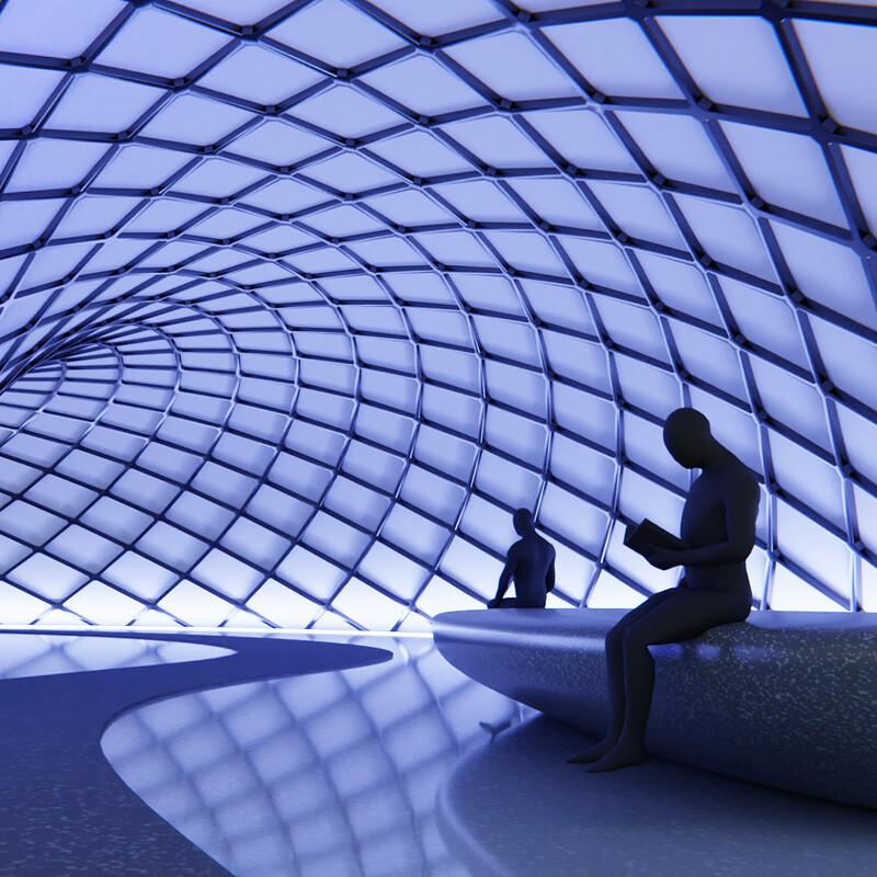 Improv Architecture Concept