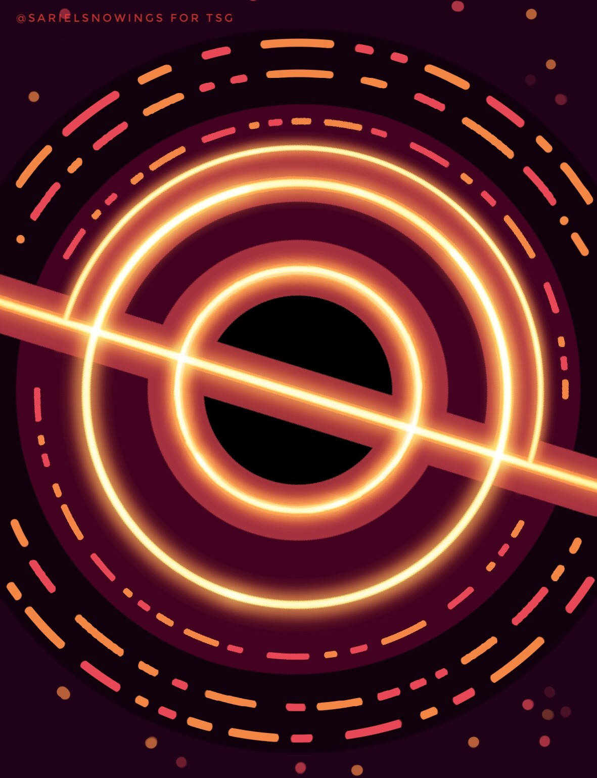 Black hole asset from level 3A