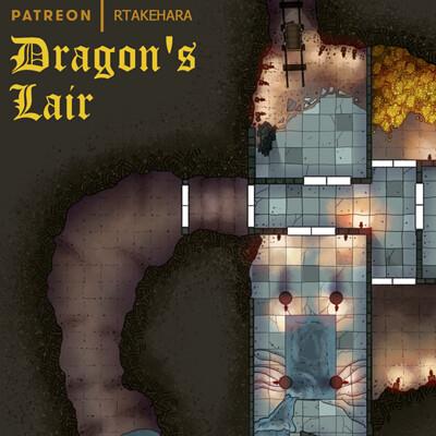 Rodrigo da costa takehara dragons lair underground