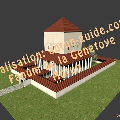 Jean paul temple de janus 25 02 19 2 artstation