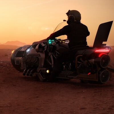 Martin jario martinjario hover bike desert 01