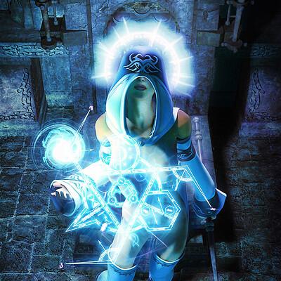 Luca oleastri the spell