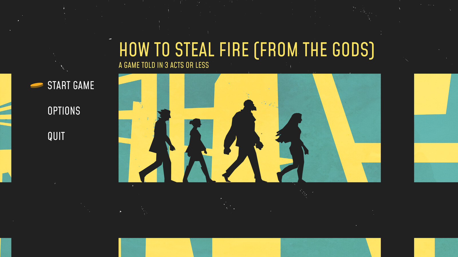 How to steal fire