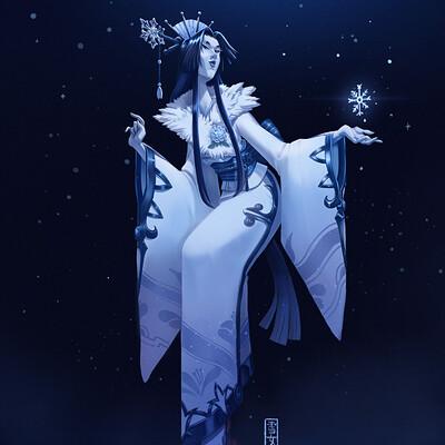 Qi xyuan tan yuki onna
