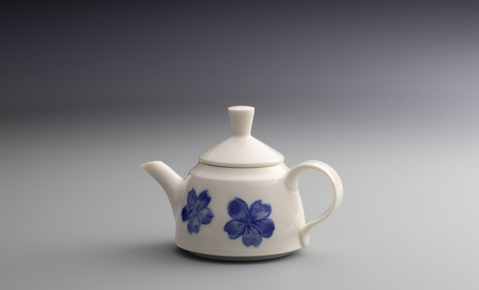 140ml porcelain teapot