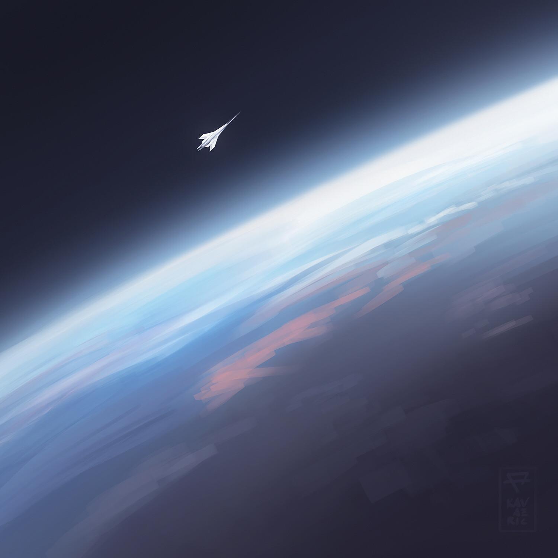 Going interstellar.