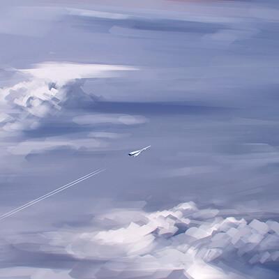 Shoji ushiyama supersonic flight sm