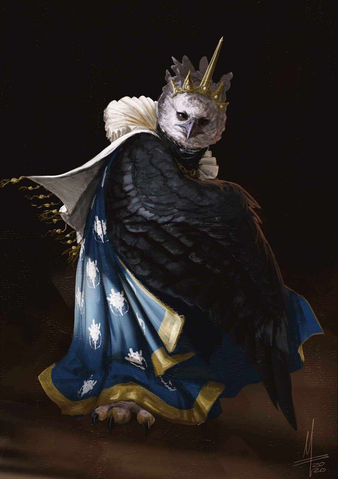 Margherita, Queen of Nidialti