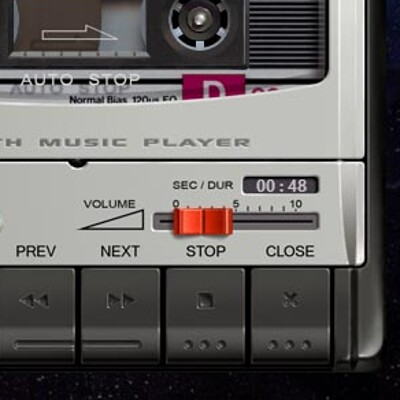 Graeme chegwidden cassetteplayer