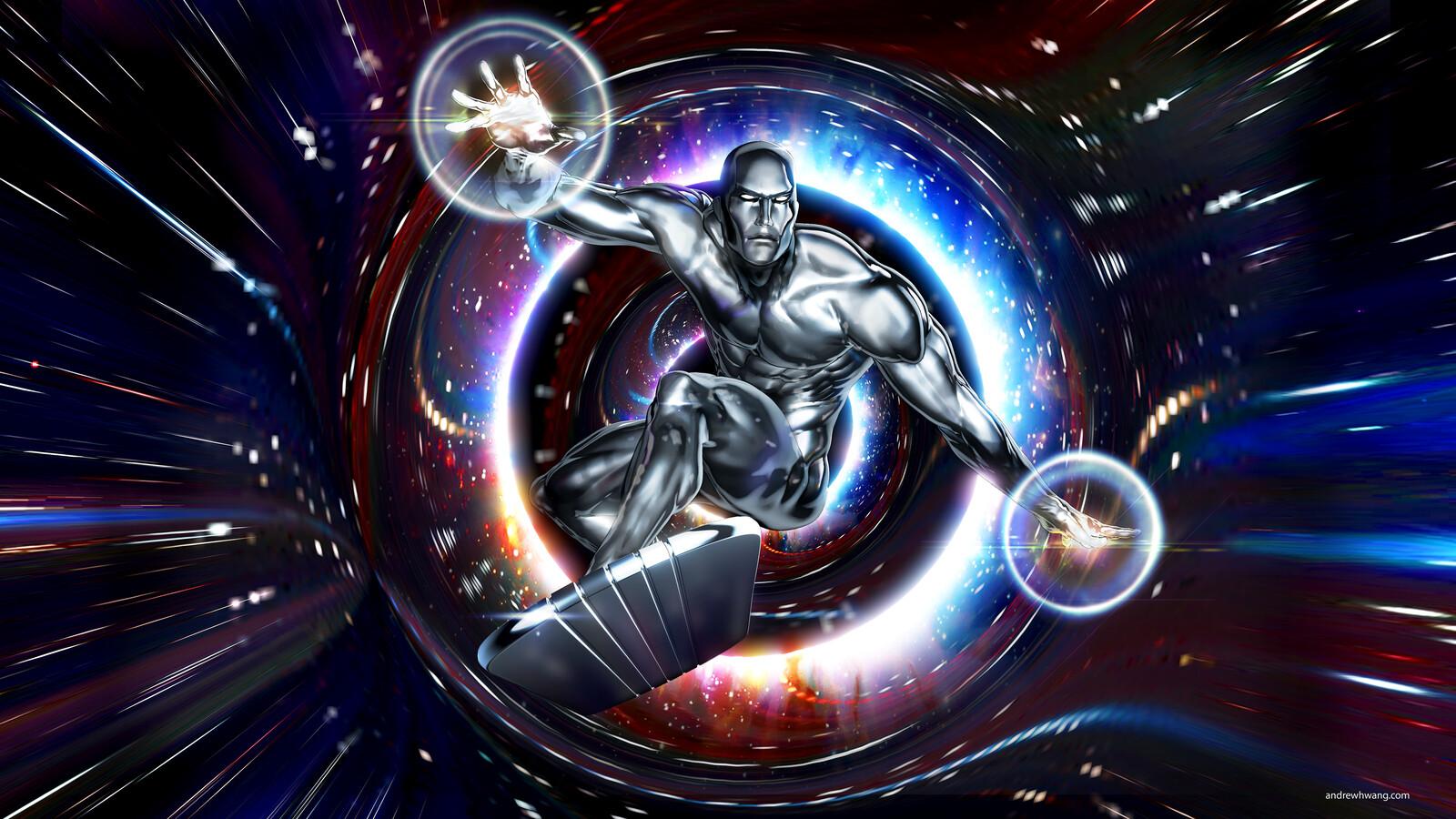 Silver Surfer - Fan Art