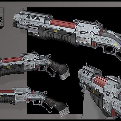 Kris thaler powershotgun upgrade rev8