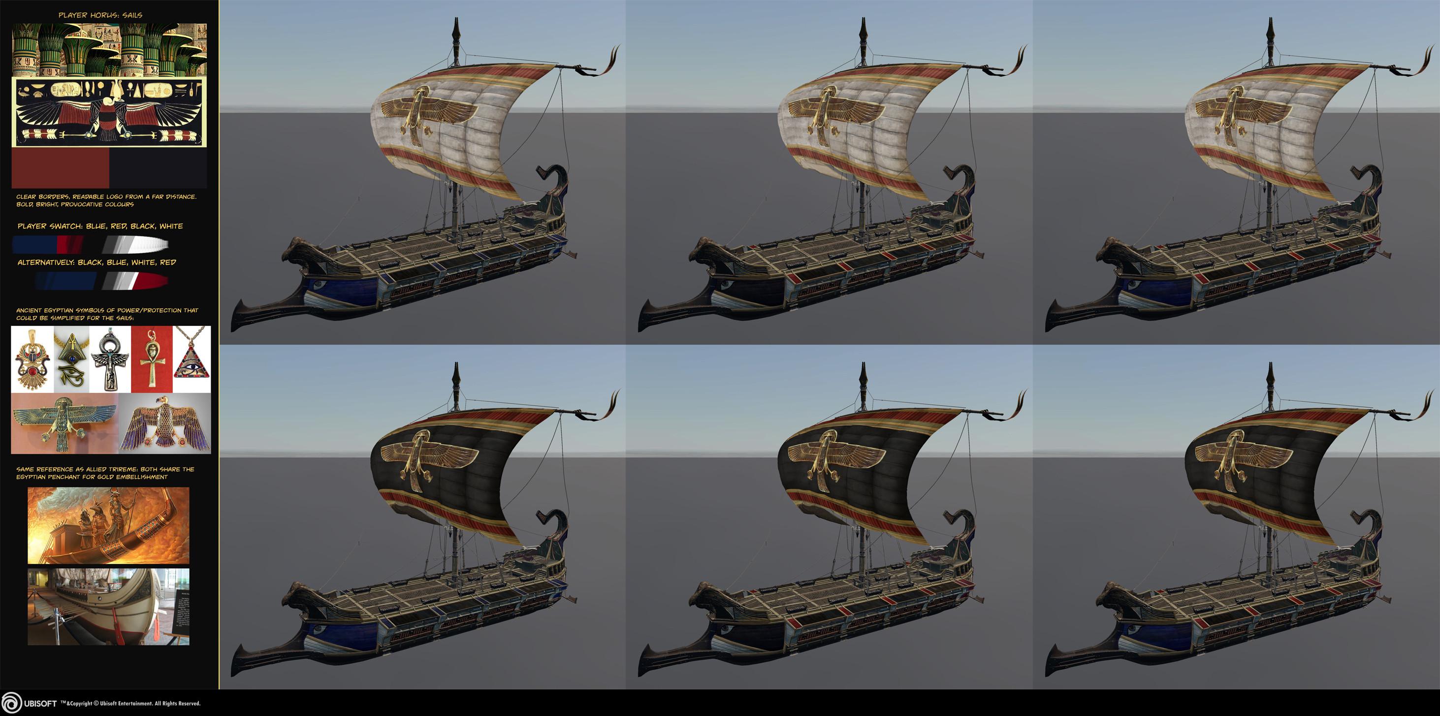 Horus Ship