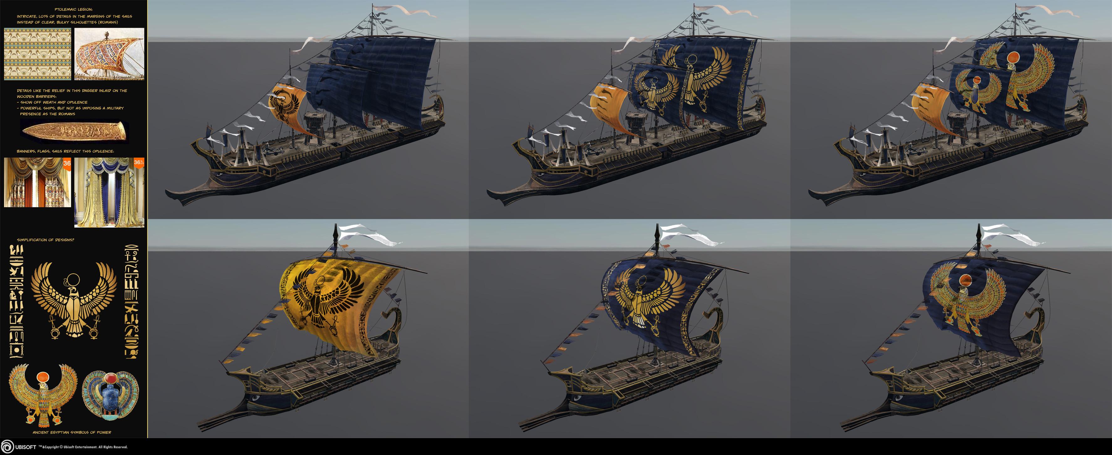 Ptolemaic Ship