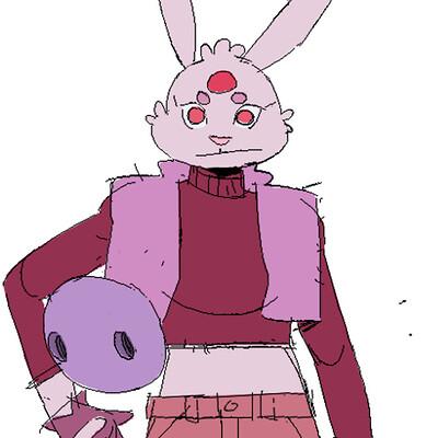 Tyra the Bunny ( AKA Tiger )