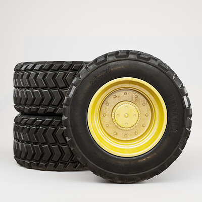 Nikolay fanin wheel dirt 1