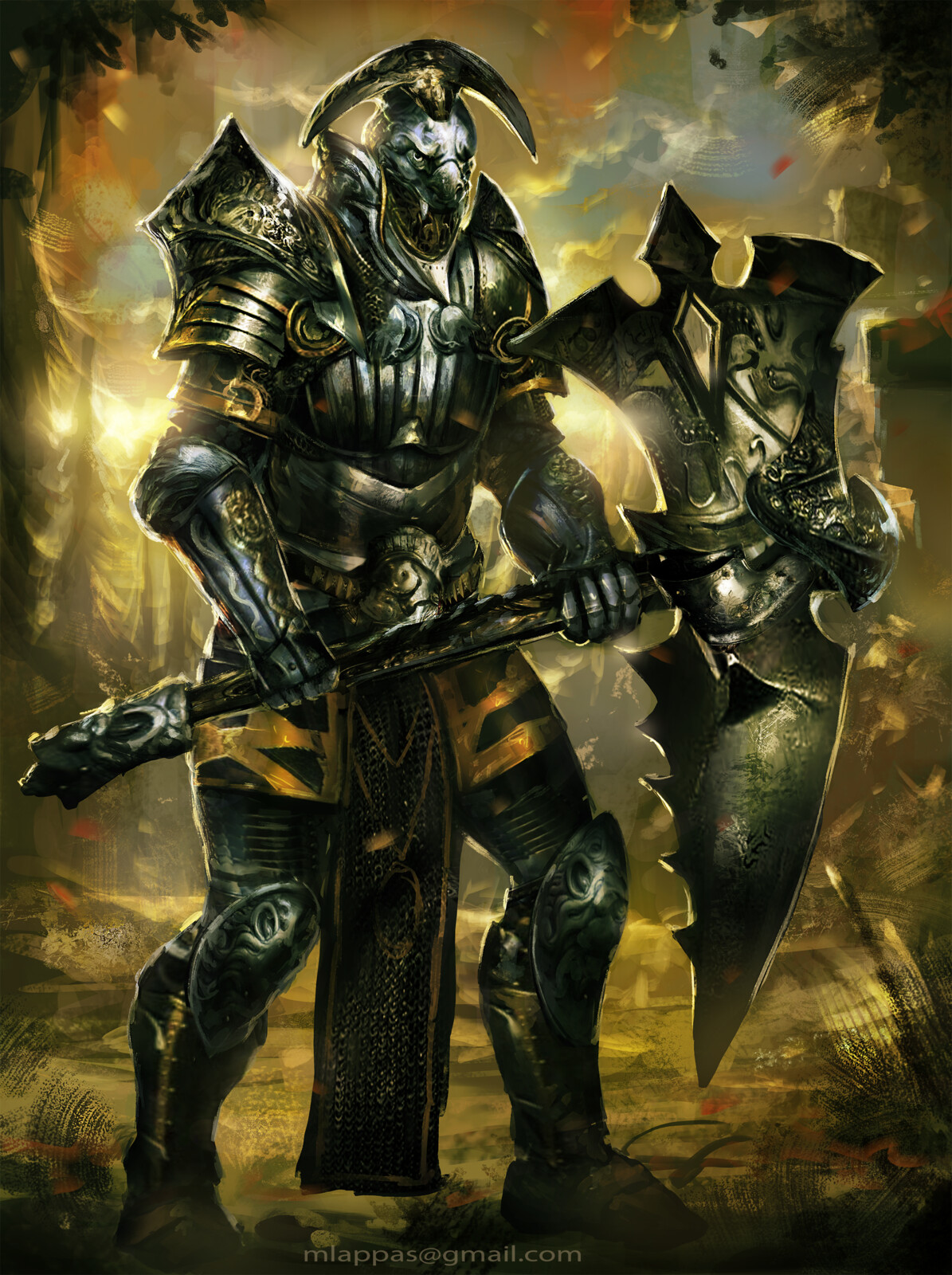 Great Knight#4