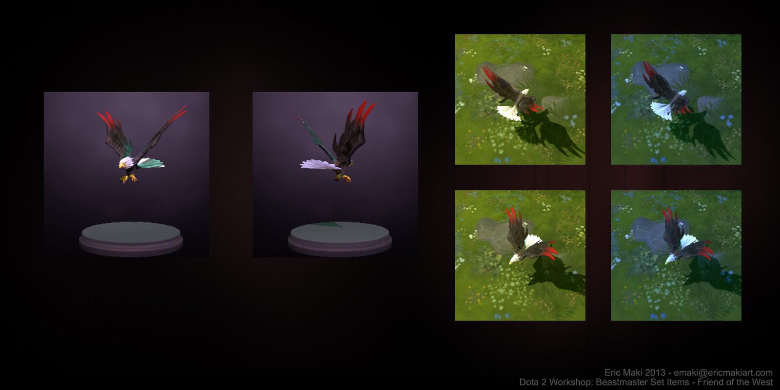 Beastmaster Bird Summon