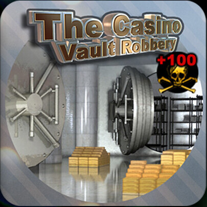 The Casino Vault Robbery - Mobile Game @ Frog Invasion Games
