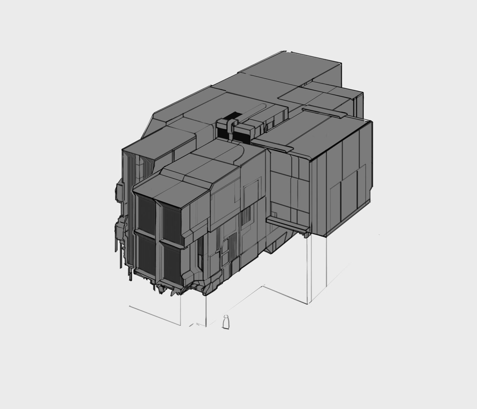quick ship sketch