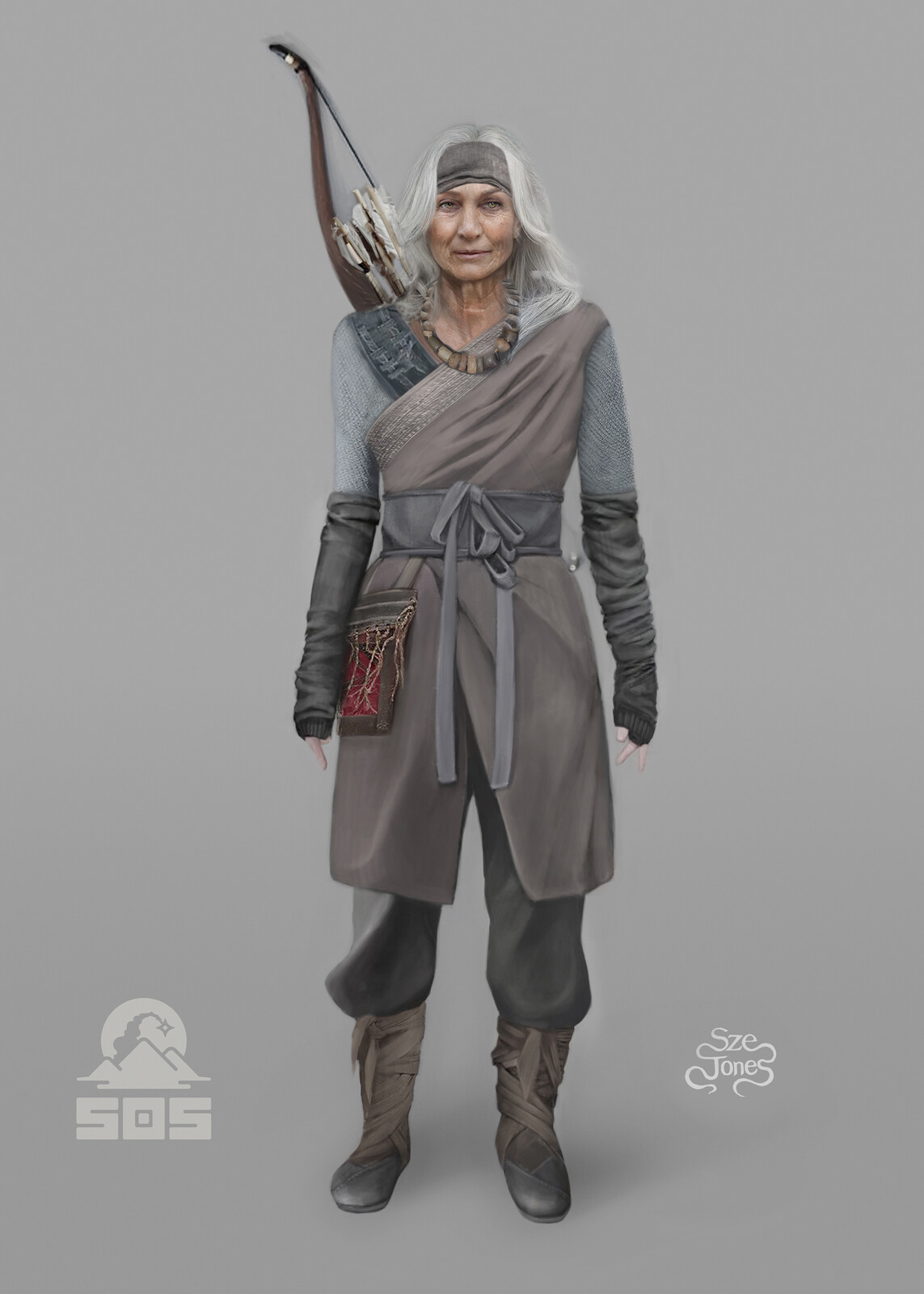 Oracle - Costume Design
