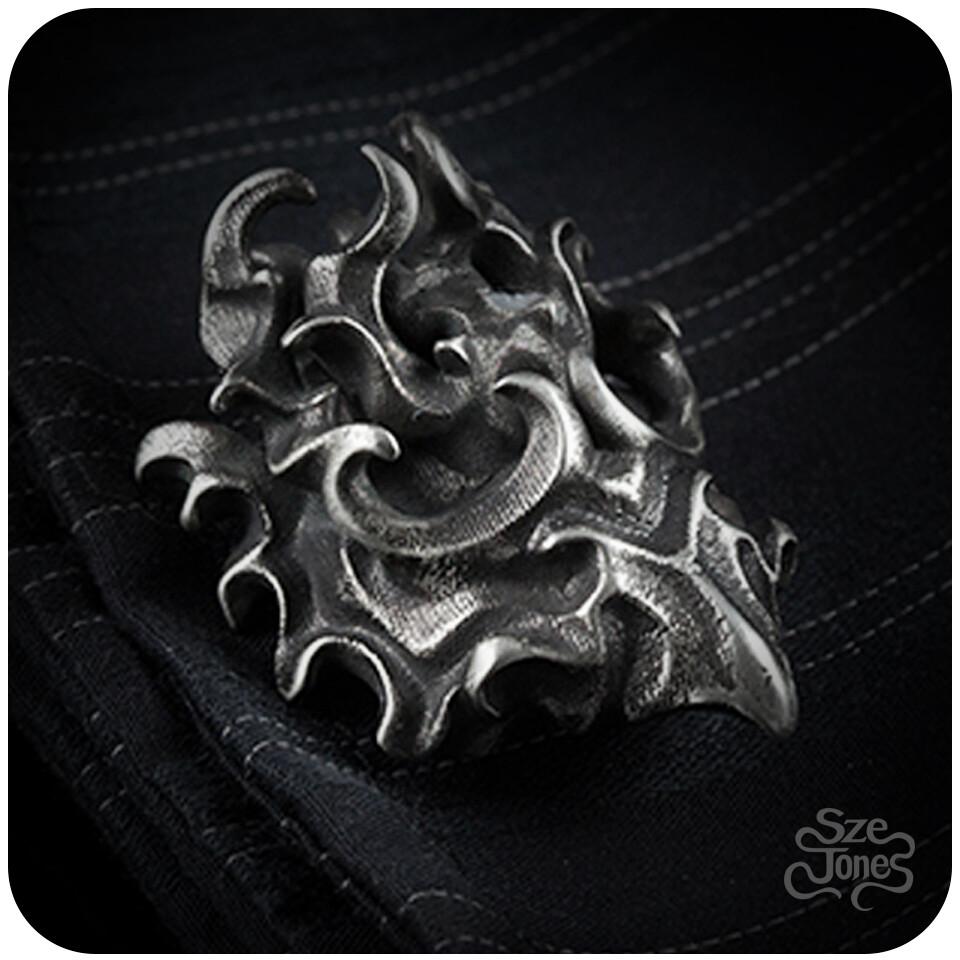 Samurai Cufflinks